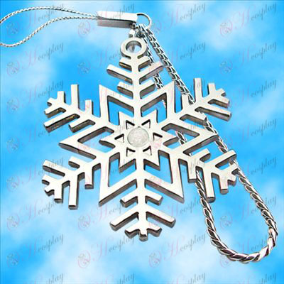 Hatsune snowflake logo machine chain (white diamonds)