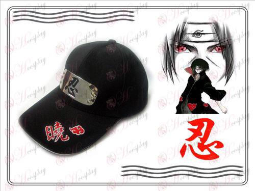 Naruto zwarte beer ijzeren hoed