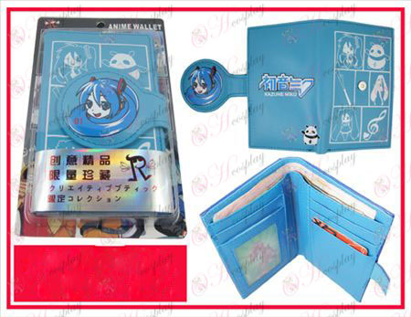 Personality wallet-Hatsune Miku Accessories