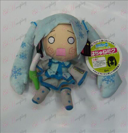 12 Snow Miku Plush