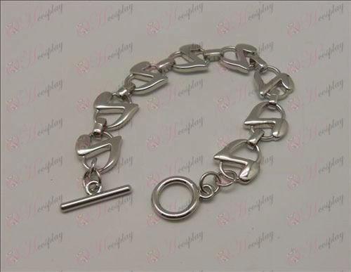 Blister notes Bracelet