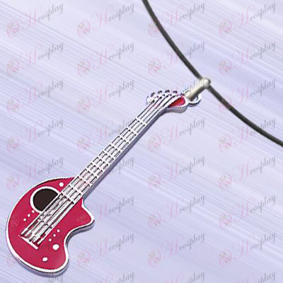 Hatsune guitar halskæde