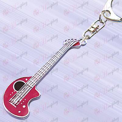 Hatsune gitarr hängande spänne