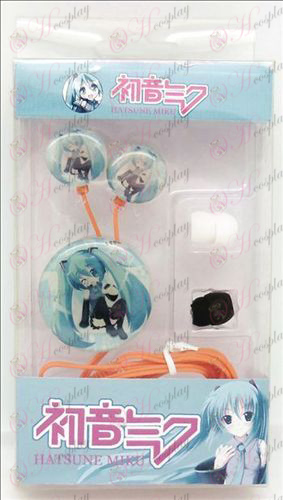 Epoxy headset (Hatsune B) Halloween Accessories Online Store