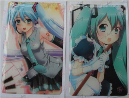 Hatsune jelly sticker (10 / set)