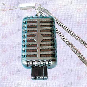 Hatsune - Mikrofon Maschinenkette