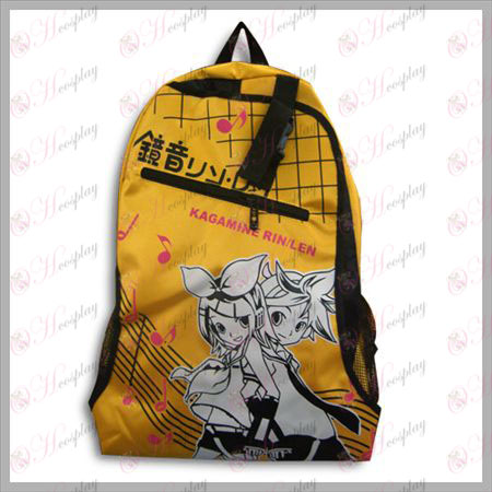 64-03 Kagamine Twins Backpack 09 #