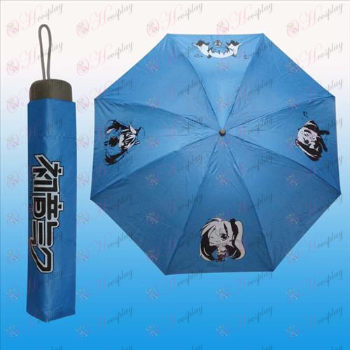 Hatsune Q version of the character umbrella