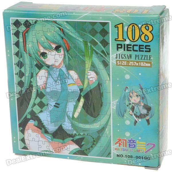 Hatsune Puzzle (108-004)