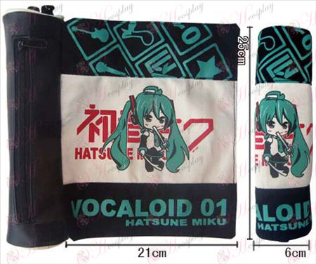 Hatsune Green reels Pencil