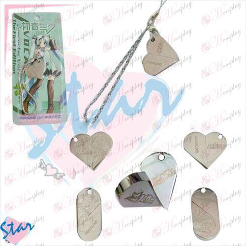 Hatsune heart-shaped transition Strap