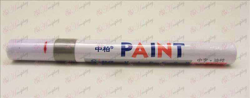 В Paint Parkinson Pen (Silver)