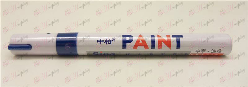В Paint Parkinson Pen (Blue)