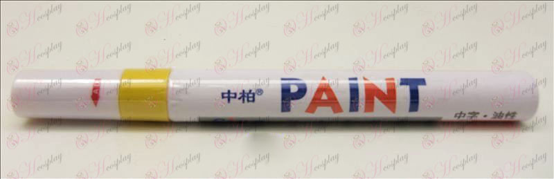 В Paint Parkinson Marker (Yellow)