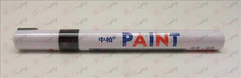 En Parkinson Paint Pen (Negro)