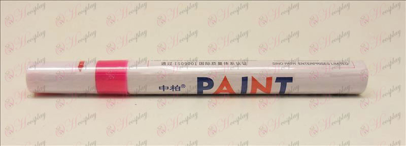En Parkinson Paint Pen (color de rosa)