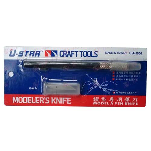 Ü.A-1900 Modell speziellen Stift Messer