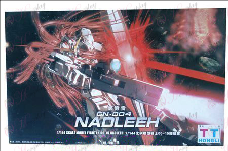 TT1/144 Nade Lei Gundam Zubehör Modell 15