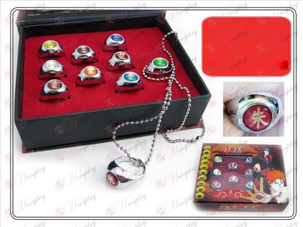 Naruto Xiao Organização dez Ring (Platinum Edition)