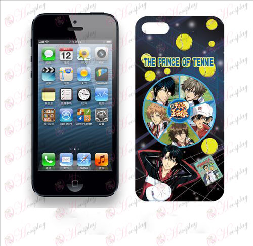 Apple iPhone5 telefón shell 007 (net kráľ)