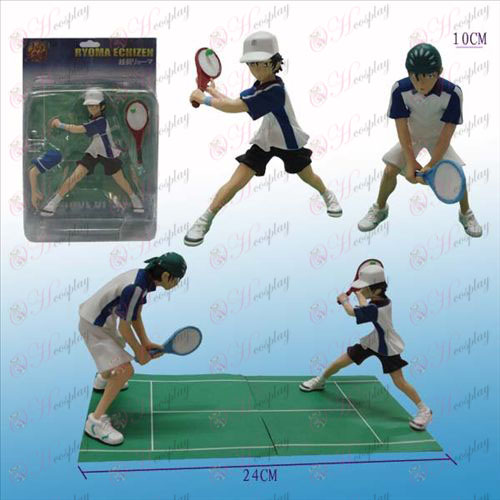 (2) The Prince of Tennis Accessories Doll