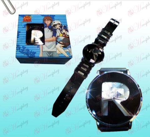 הנסיך של שעונים שחורים מילה אבזריםR טניס
