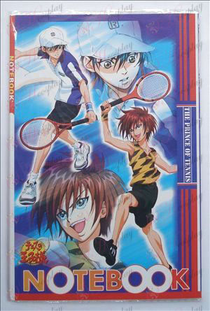 Prince of Tennis tarvikkeet Notebook
