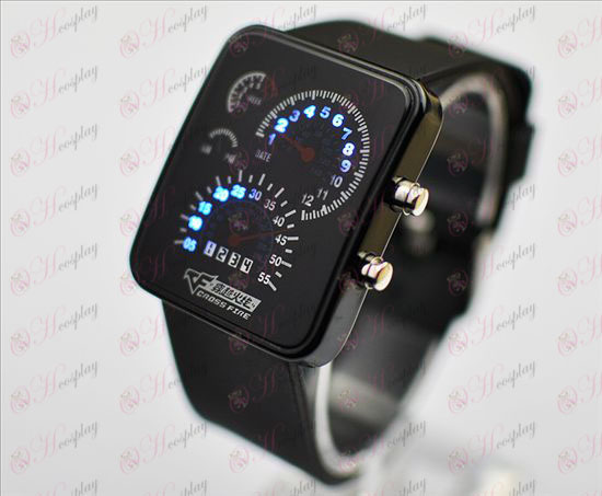(02) CrossFire Accessories-meter dish watch