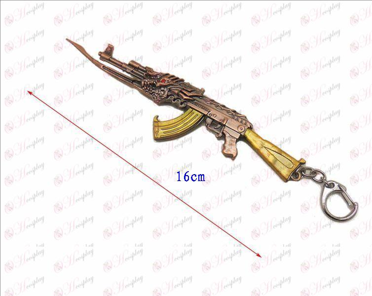 CrossFire AccessoriesAk anger unicorn knife buckle (Bronze)