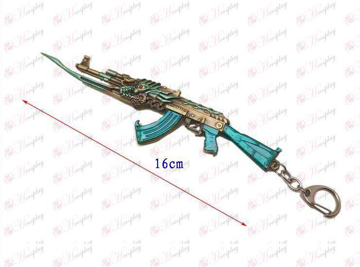 CrossFire AccessoriesAk anger unicorn knife buckle (blue)