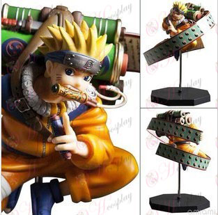 Naruto Uzumaki arbeidskraft til å gjøre