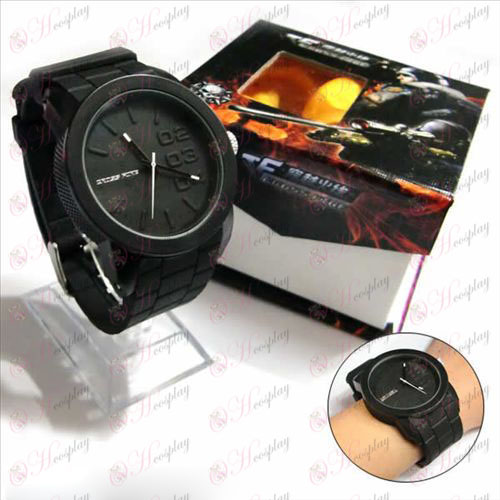 CrossFire Accessories tape waterproof watch