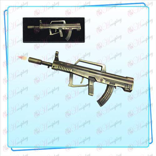 Gun-förmigen leichter CrossFire Zubehör
