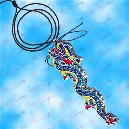 CrossFire Tilbehør-Color Long Necklace