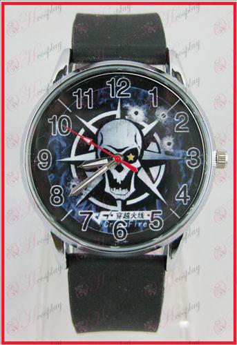 Maravilloso reloj de cuarzo-CF