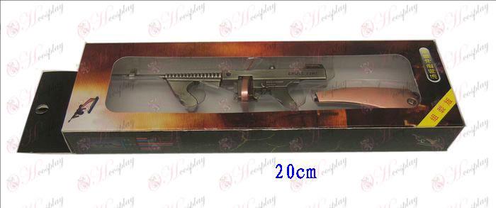 CrossFire Tarvikkeet-Thompson konepistoolin (kokoonpano versio)