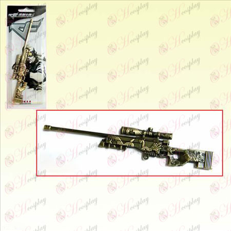 CrossFire Accessoires oorlog Long Version sniper (Brons)