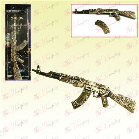CrossFire Accessories Ak47 gun battle Dragon Edition (Bronze)