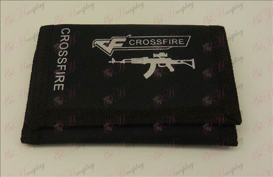 Canvas wallet (CrossFire Accessories)