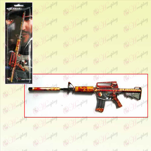 CrossFire Accessories M4 gun battle Dragon Edition