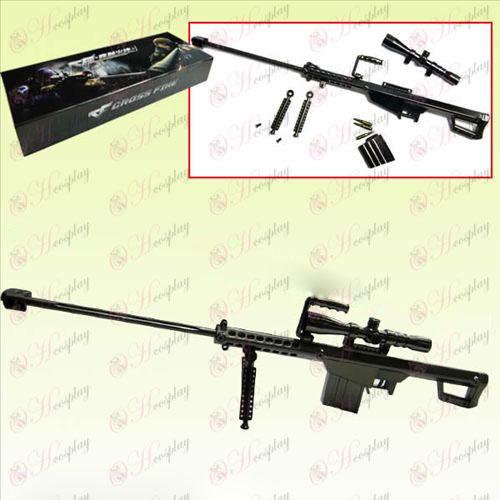 CrossFire Acessórios New Barrett caixas grandes armas