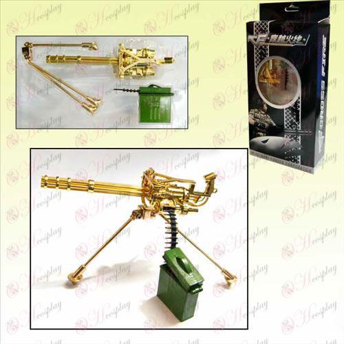 CrossFire Accessoires drie stents Gatlin (goud)