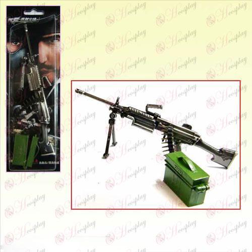 CrossFire Tarvikkeet Minimi konekiväärin (jossa pommi laatikko)