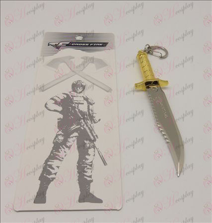 CrossFire Accessori coltello fibbia (14cm)