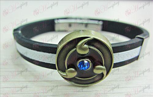 Cinturino Naruto - Naruto scrivere occhi rotondi (bronzo)