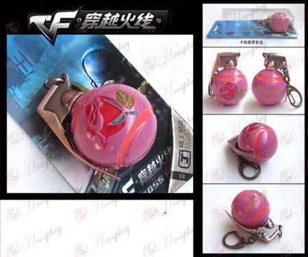 CrossFire Accessori Rose granate