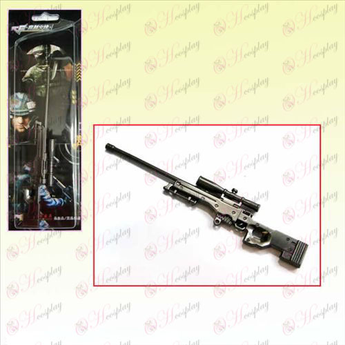 CrossFire Príslušenstvo Veľké sniper (čierna)