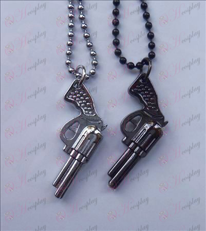 Blister CrossFire Accessories Pistol Necklace