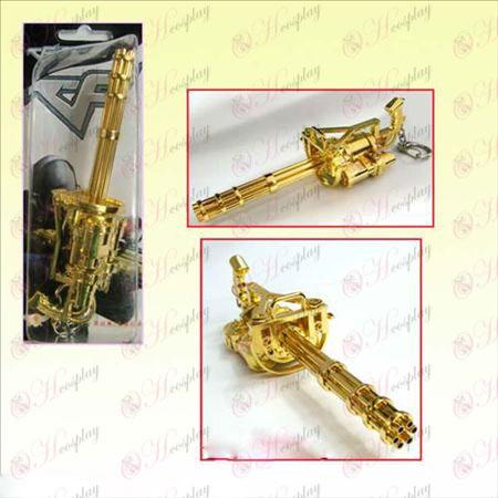 CrossFire Pribor Velika Gatlin (Gold)