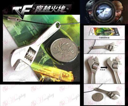 CrossFire dodatki Ključ ogrlica